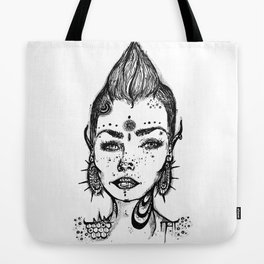 Elf Tote Bag