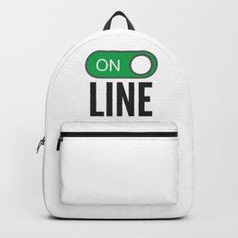 Online Backpack