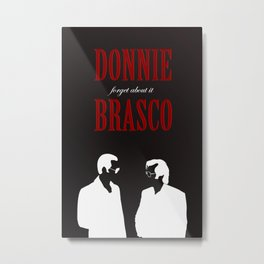 donnie brasco Metal Print