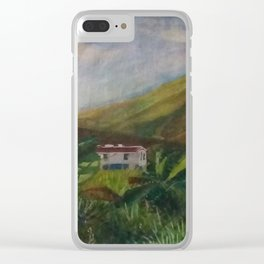 Countryside (Hong Kong) Clear iPhone Case