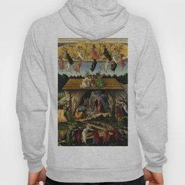 "Sandro Botticelli ""The Mystical Nativity"" Hoody"