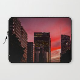 Skyscapes in Los Angeles Laptop Sleeve