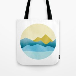 Ode to Pacific Northwest 1 Tote Bag