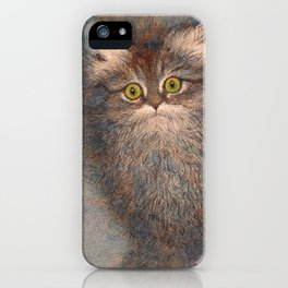 Busya iPhone Case