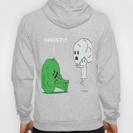 This is a great gift for broccoli haters who loves to make fun of it and to show your friends GHOST! Hoody
