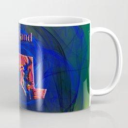 Maryland Map Coffee Mug