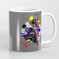 vader Mugs featuring VADER by vicotera