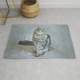 C A T Rug