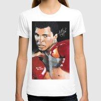 ali gulec T-shirts featuring ALI 4 by YBYG