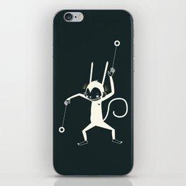 YO YO ♪ iPhone Skin
