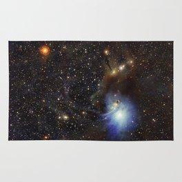 Young Star, Reflection Nebula IC 2631 Rug