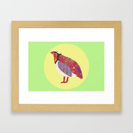 Partridge Framed Art Print