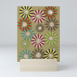 Floral Inspiration Mini Art Print