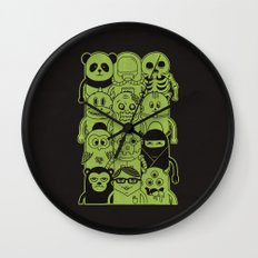 Famous Characters Wall Clock