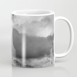 Clouds - White Pass, Kings River Canyon Coffee Mug