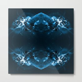 Blue Destiny Metal Print