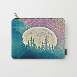 behind mountain Carry-All Pouch