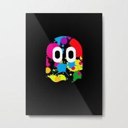 Spaltter Metal Print