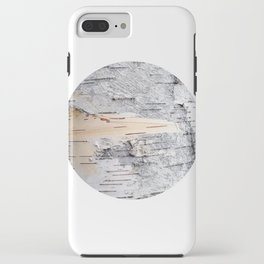Planetary Bodies - Birch iPhone Case