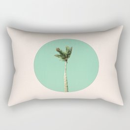 The Palm Life Rectangular Pillow