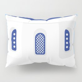 Santorini #02 Pillow Sham