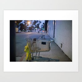Occupied Art Print