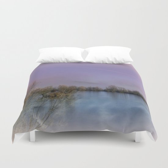 Lakeside Impression Duvet Cover