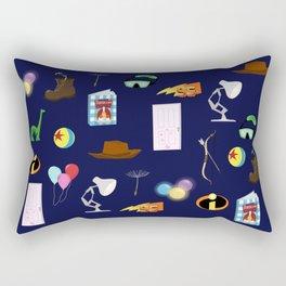 Movie elements Rectangular Pillow