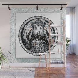 26-27 HIDEOUT Maptober 2019 Wall Mural