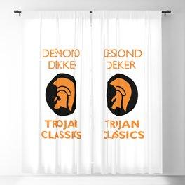 Classic Trojan Blackout Curtain