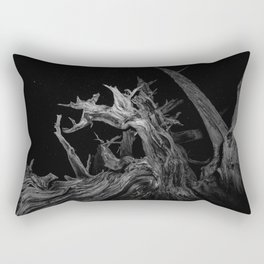 As the Roots Grow Rectangular Pillow