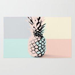 pineapples Rug