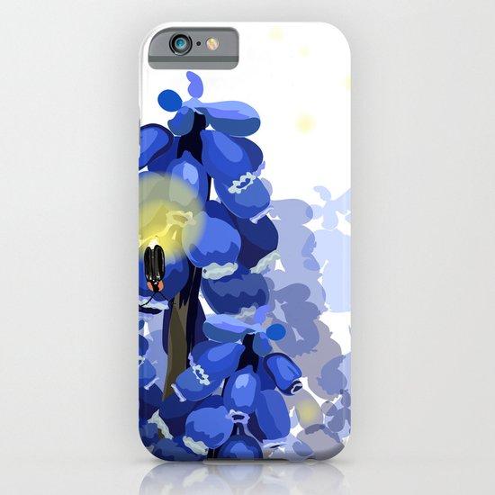 Grape Hyacinth iPhone & iPod Case