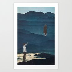 see you later (if i see you at all) Art Print