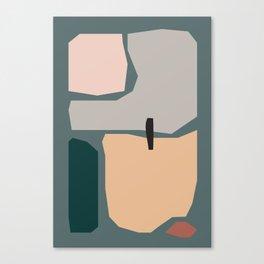 // Shape study #20 Canvas Print