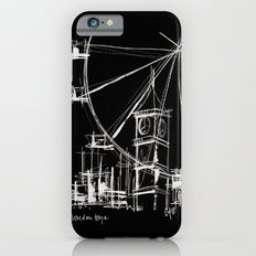Black London iPhone 6s Slim Case