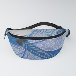 Our Paths Differ Fanny Pack