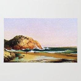Eagle Rock, Manchester Beach, Massachusetts Rug