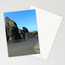 Beauty On Ruby Beach Stationery Cards