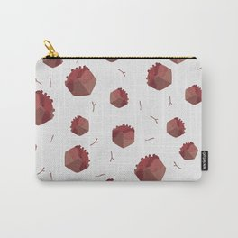 box shaped heart Carry-All Pouch