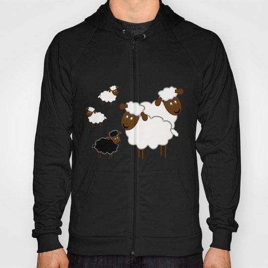 The black sheep Hoody