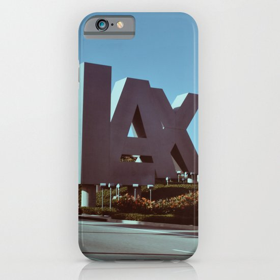 Los Angeles International Airport iPhone & iPod Case