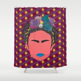 Friducha Shower Curtain