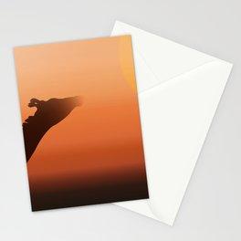 Sunny Giraffe Stationery Cards