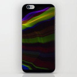Fabric of Light V iPhone Skin