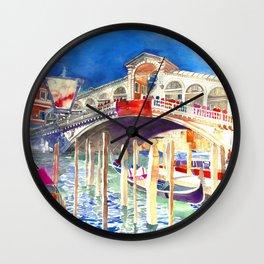 Rialto Wall Clock