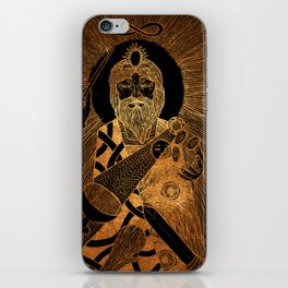 The Magician iPhone Skin
