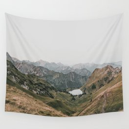 Gentle - landscape photography Wall Tapestry