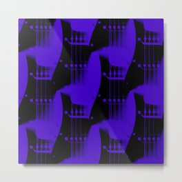 Guitar Heaven 1 Metal Print