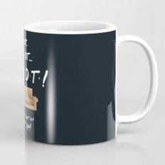 Pivot - Friends TV Show Mug